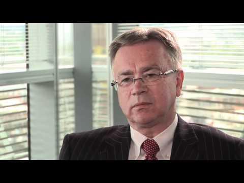 Neil McLean, Chairman of the Leeds City Region Local Enterprise Partnership