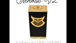 Nookie V2 Box Mod Vape Breed C3Vapors Product Review ECC Pomona 2015
