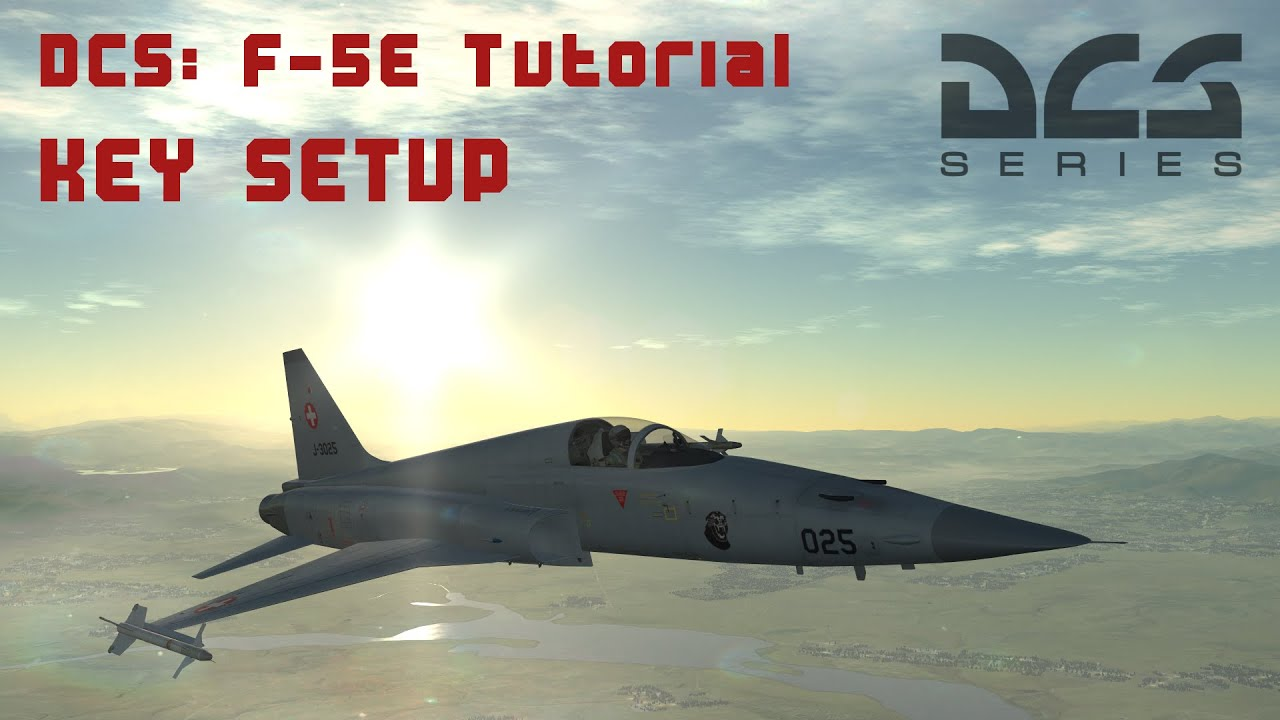 Dcs f 5e tutorial key setup youtube dcs f 5e tutorial key setup gumiabroncs Images
