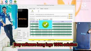 How to flashing Htc Desire 626 Hang logo flash tool