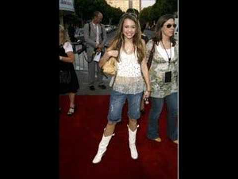 Miley Cyrus- Rockstar
