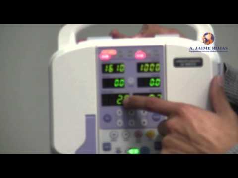 DAIWHA - Bomba de infusion DI-2200 Usuario A. JAIME ROJAS