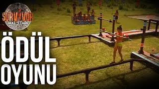 Ödül Oyunu 1.Part | 23.Bölüm | Survivor All Star 2015
