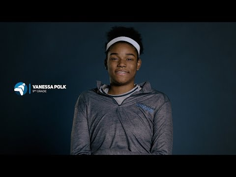 GameChanger Athletes: Vanessa Polk