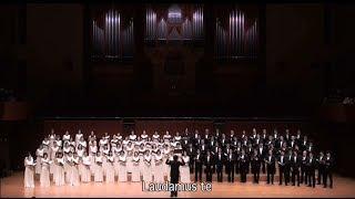 Sven-David Sandström / Laudamus te (パナソニック合唱団)