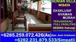 Penginapan Songgoriti, Villa Puncak, Homestay In Indonesia, +6282 231 879 533