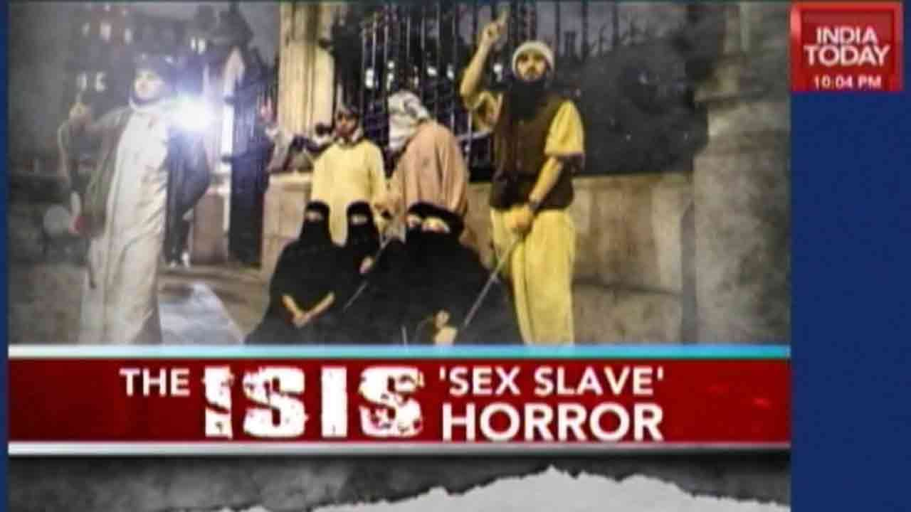 Download The ISIS Sex Slave Horror Revealed