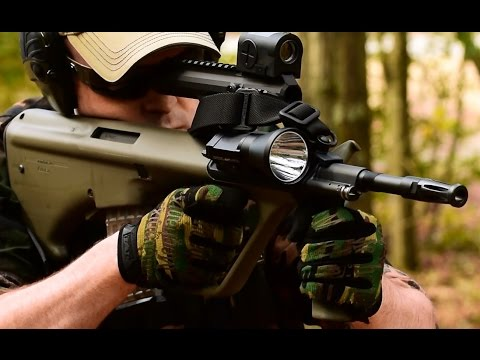 Armslist  Review: Steyr Aug A3M1 Bullpup rifle