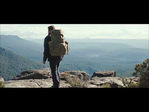 Willem Dafoe, Sam Neill, Morgana Davies - The Hunter. Film is about Tasmanian Tiger (Thylacine).