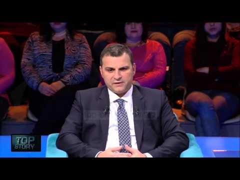 Top Story, 29 Shkurt 2016, Pjesa 1 - Top Channel Albania - Political Talk Show
