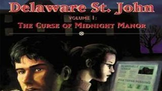 Delaware St John: The Curse of Midnight Manor - Прохождение (2) Зеркало
