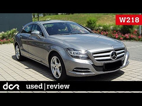 Buying a used Mercedes CLS W218 2018 Buying advice with Common Issues