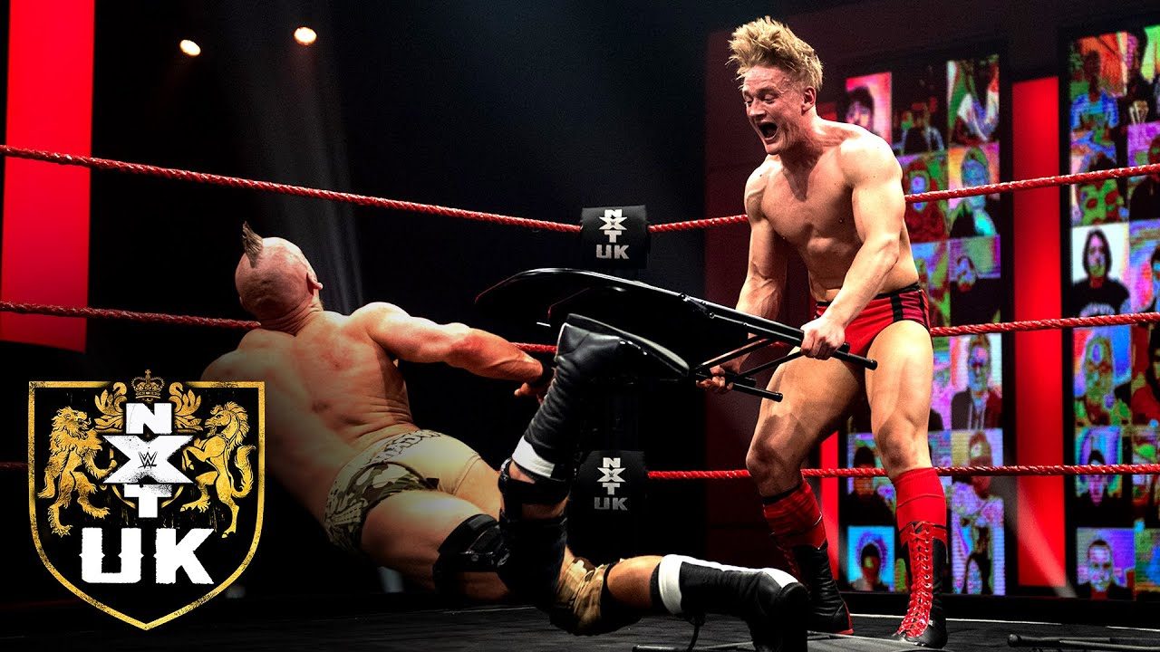 """Dragunov brawls with Gradwell, Seven joins """"Supernova Sessions"""": NXT UK highlights, March 25, 2021"""