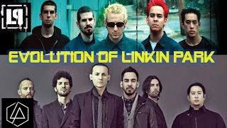 Musical evolution of Linkin Park - 21 songs (2000-2017)