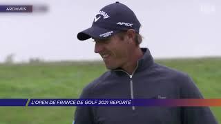 Yvelines | L'Open de France de golf 2021 reporté