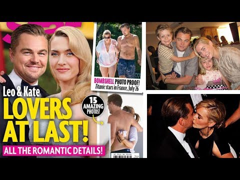 Leonardo DiCaprio And Kate Winslet In A Relationship At Last - The Truth