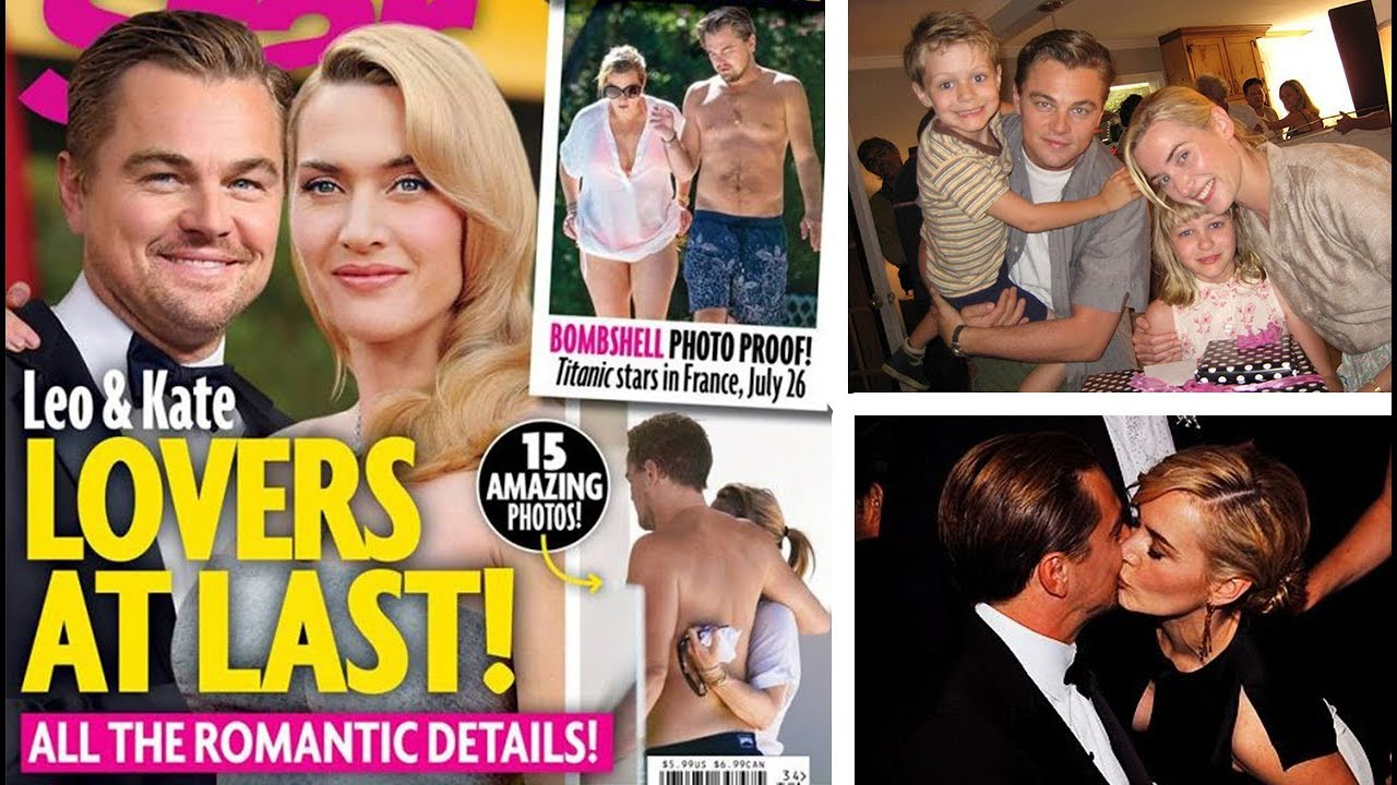 kate winslet and leonardo dicaprio relationship status