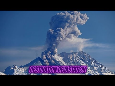 Strong eruption at Sheveluch volcano, ash to 33,000 feet. Lahars, pyroclastic flows