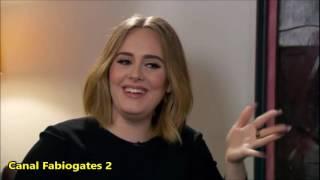 Baixar Adele - Entrevista no Fantástico (21/02/16) HD