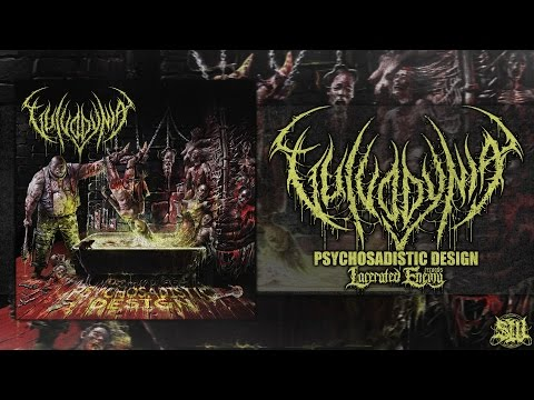 Vulvodynia - Psychosadistic Design [Official Album Stream] (2016) SW Exclusive