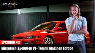 MITSUBISHI LANCER EVO VI TOMMI MAKINEN edition #YO_CONDUZCO Ep.2 | Dani Clos