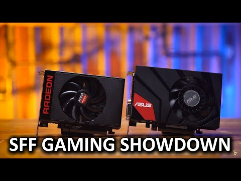 Small Form Factor Video Card Showdown - R9 Nano vs 970 Mini
