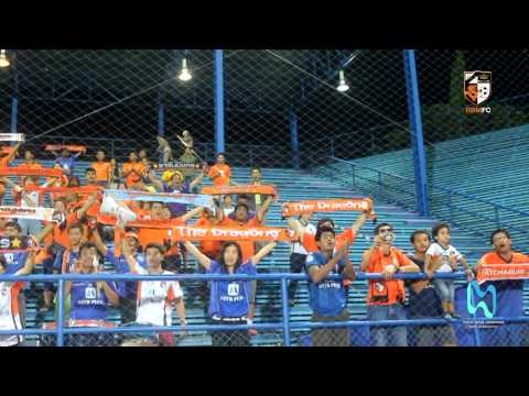 RBMFC Highlight TOYOTA LEAGUE CUP Round of 8 PPT RAYONG FC 1 - 0 RATCHABURI MITRPHOL FC [2/7/57]
