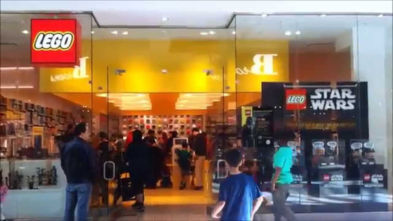 Marco Visit Fairview Lego Store 2014 Youtube