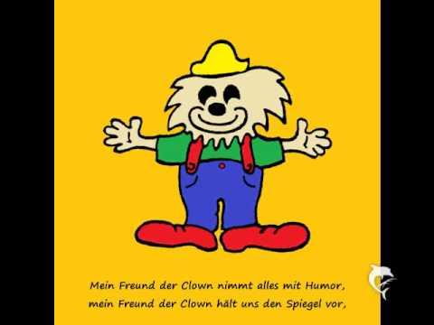 Zirkuslieder - Mein Freund der Clown