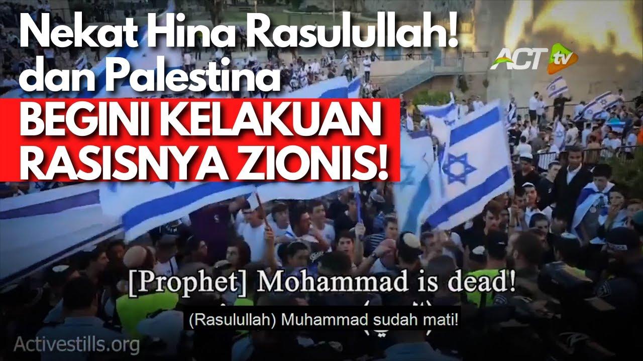 Download Hina Rasulullah dan Palestina, Beginilah Rasisnya Zionis Israel | VIRALKAN VIDEONYA KE SELURUH DUNIA
