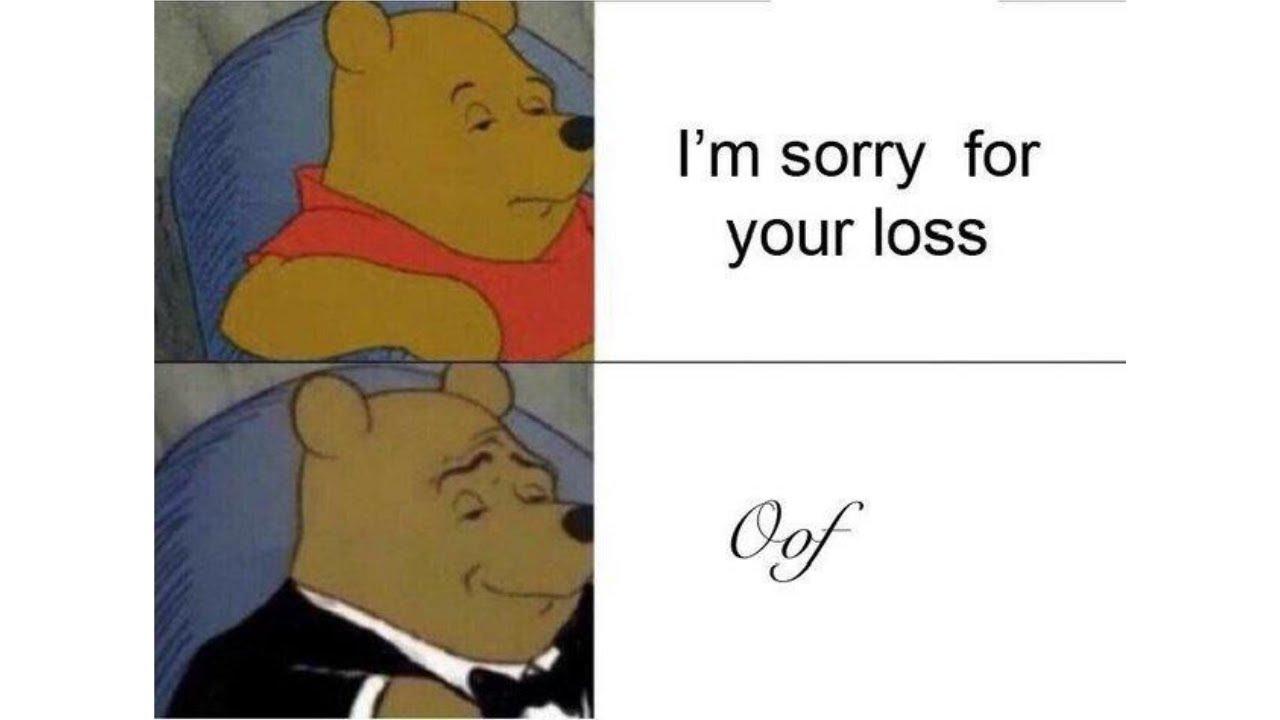 Tuxedo Winnie The Pooh Best Memes Youtube