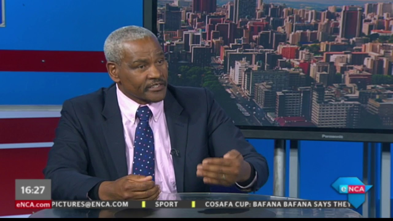 South Africa's economist Lumkile Mondi unpacking the GDP, fuel price figures.