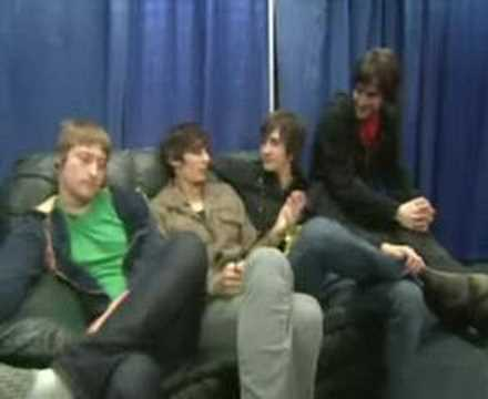 The All American Rejects - Interview