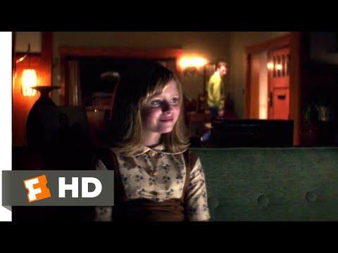 Ouija: Origin of Evil (2016) - Creepy Little Sister Scene (3/10) |  Movieclips