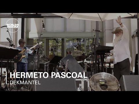 Hermeto Pascoal Boiler Room Dekmantel São Paulo Live Set