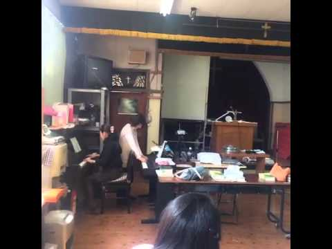 Lagu rohani di Jepang