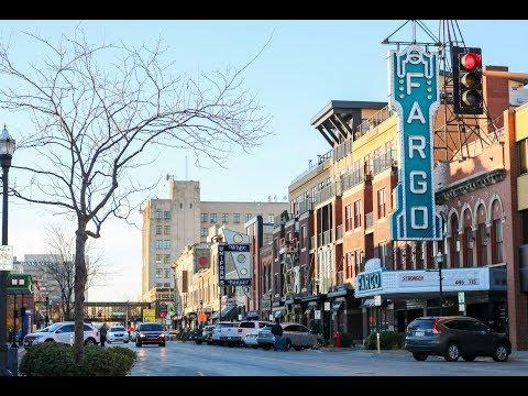 Amerika NORTH DAKOTA Eyaleti ve Şehirleri Yaşam Şartları