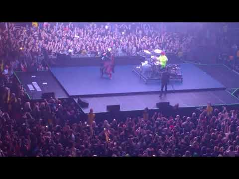 THIRTY SECONDS TO MARS FULL CONCERT - MANCHESTER ARENA 24 MAR 2018