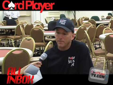 All Inbox -- Kevin Schaffel Answers Your Poker Questions