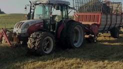 Landtechnik in Uebeschi