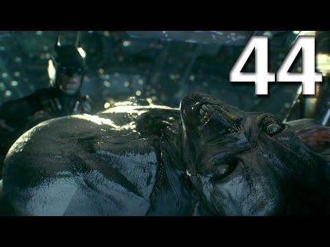 Batman: Arkham Knight Official Walkthrough 44 - Manbat Finale