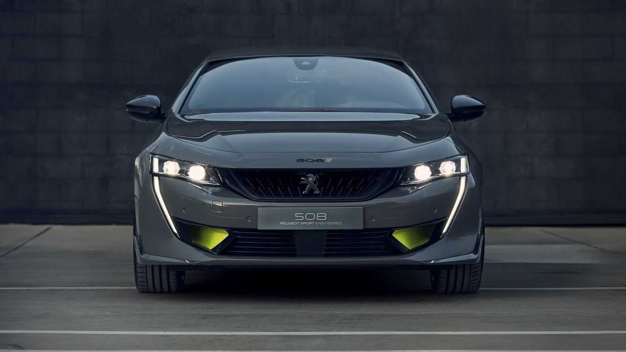 Image result for Peugeot Sedan Concept 508