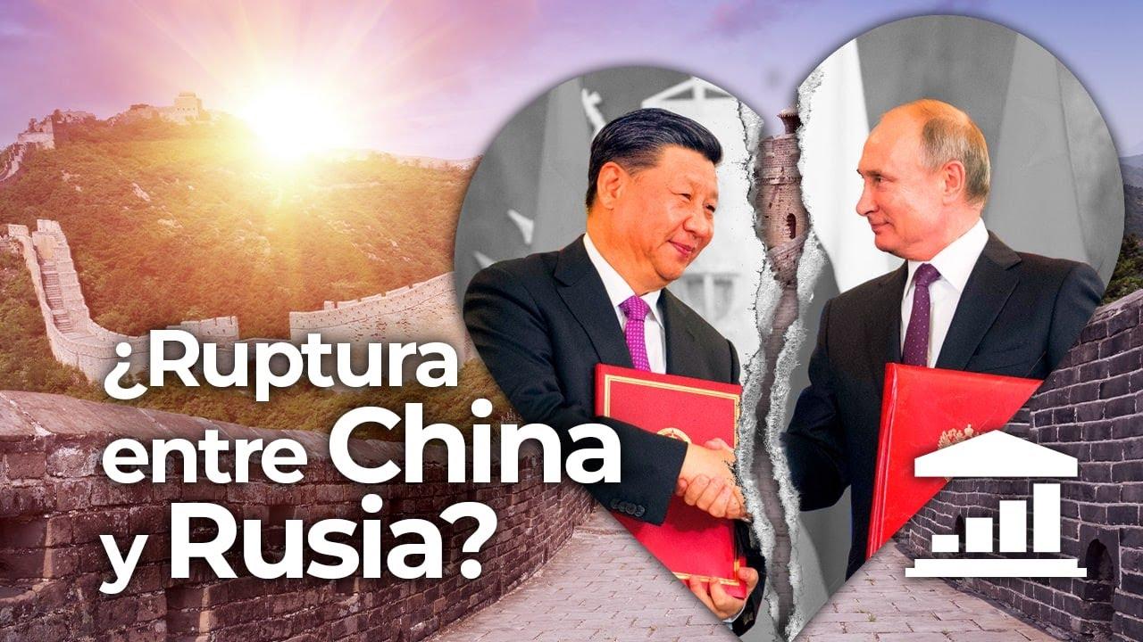¿Podrán CHINA y RUSIA forjar una ALIANZA fuerte contra Occidente? - VisualPolitik