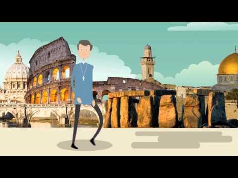 IMAGINE TRAVEL Animation Video Ad