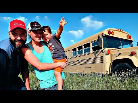 Is a Gorgeous Renovated School Bus Better Than an RV?
