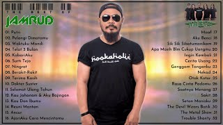 JAMRUD FULL ALBUM - THE BEST OF JAMRUD - LAGU ROCK PILIHAN TERBAIK