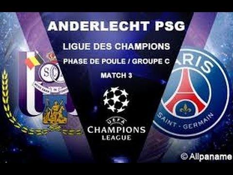 Anderlecht 0-5 PSG | All Goals & Highlights 23/10/13 HD