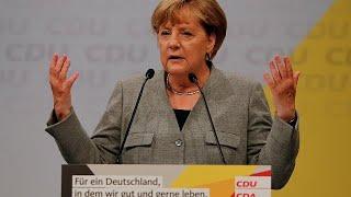 Германия  Меркель против Шульца
