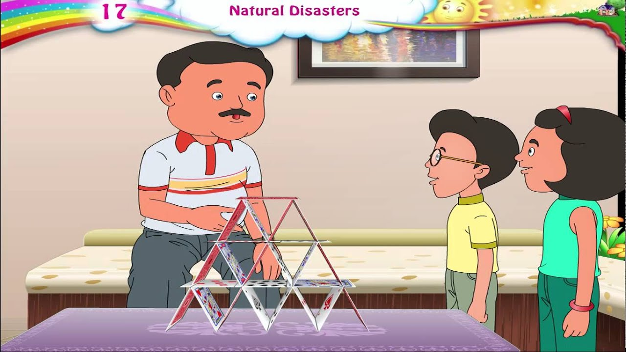 Natural Disaster For Kids – Natural Disasters Worksheets