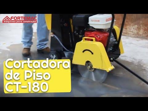 Cortadora de piso concreto asfalto honda 13 hp fortemac for Corte de pavimentos de hormigon
